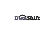 DwnShift  Logo - Entry #67