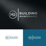 MD Building Maintenance Logo - Entry #84