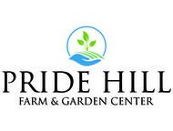 Pride Hill Farm & Garden Center Logo - Entry #110