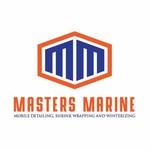 Masters Marine Logo - Entry #441