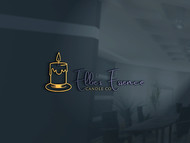 ellie's essence candle co. Logo - Entry #111