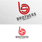 Brothers Security Logo - Entry #168