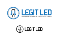 Legit LED or Legit Lighting Logo - Entry #276