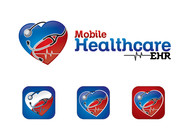 Mobile Healthcare EHR Logo - Entry #114