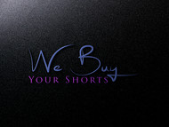 We Buy Your Shorts Logo - Entry #12