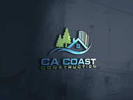 CA Coast Construction Logo - Entry #216
