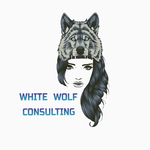 White Wolf Consulting (optional LLC) Logo - Entry #432