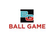 Ball Game Logo - Entry #24