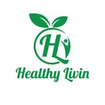 Healthy Livin Logo - Entry #104