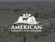 American Diamond Cattle Ranchers Logo - Entry #79