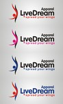 LiveDream Apparel Logo - Entry #490
