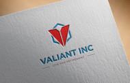 Valiant Inc. Logo - Entry #475