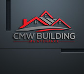 CMW Building Maintenance Logo - Entry #428
