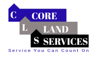 CLS Core Land Services Logo - Entry #40