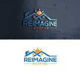 Reimagine Roofing Logo - Entry #19