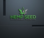 Hemp Seed Connection (HSC) Logo - Entry #38