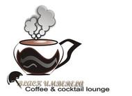 Black umbrella coffee & cocktail lounge Logo - Entry #11