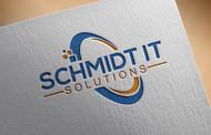 Schmidt IT Solutions Logo - Entry #213