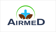 Airmed Logo - Entry #114