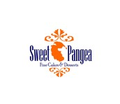 Sweet Pangea Logo - Entry #24