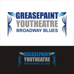 Greasepaint Youtheatre Logo - Entry #90