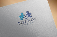 Best New Buddy  Logo - Entry #53