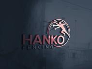 Hanko Fencing Logo - Entry #46