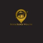 Rock Ridge Wealth Logo - Entry #103