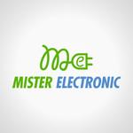Mister Electronic Logo - Entry #56