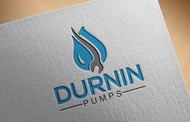 Durnin Pumps Logo - Entry #140
