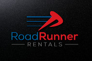 Roadrunner Rentals Logo - Entry #184