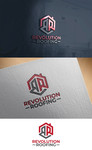 Revolution Roofing Logo - Entry #298