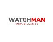 Watchman Surveillance Logo - Entry #247