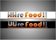iHireFood.com Logo - Entry #129
