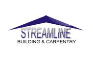 STREAMLINE building & carpentry Logo - Entry #103