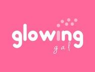 Glowing Gal Logo - Entry #44
