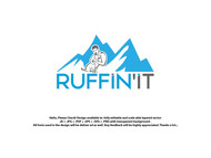 Ruffin'It Logo - Entry #190