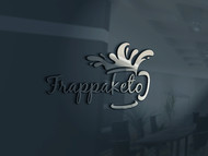 Frappaketo or frappaKeto or frappaketo uppercase or lowercase variations Logo - Entry #70