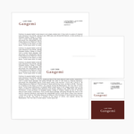 Law firm needs logo for letterhead, website, and business cards - Entry #131