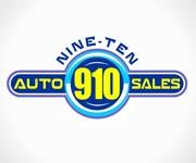 910 Auto Sales Logo - Entry #123