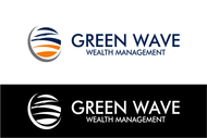 Green Wave Wealth Management Logo - Entry #298