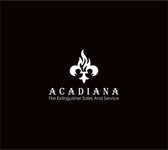 Acadiana Fire Extinguisher Sales and Service Logo - Entry #252