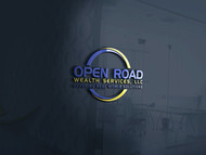 "Open Road Wealth Services, LLC  (The ""LLC"" can be dropped for design purposes.) Logo - Entry #116"