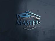Masters Marine Logo - Entry #476