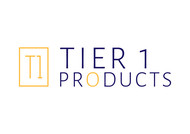 Tier 1 Products Logo - Entry #138