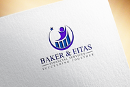 Baker & Eitas Financial Services Logo - Entry #296
