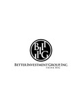 Better Investment Group, Inc. Logo - Entry #24
