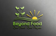 Beyond Food Logo - Entry #71