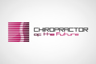Chiropractor of the Future Logo - Entry #115