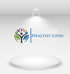 Healthy Livin Logo - Entry #350
